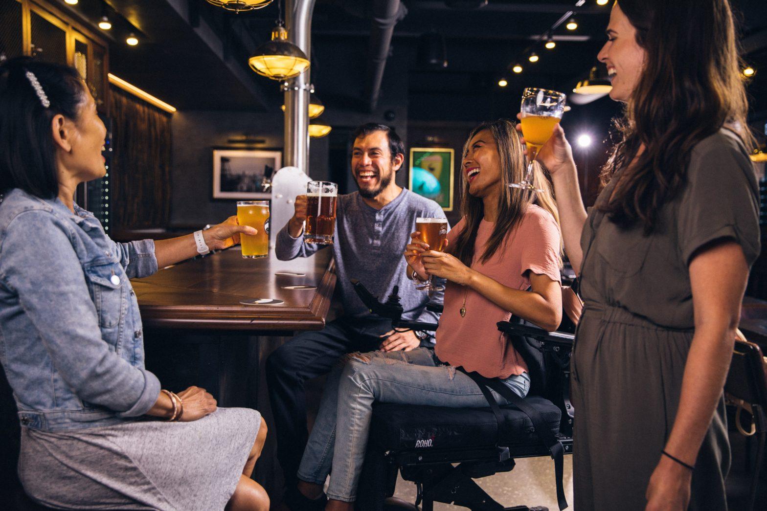 Cheers Beer Oak Brewing